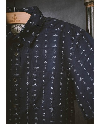 chemise marine